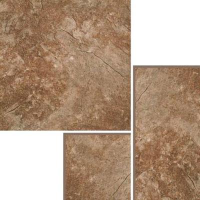 Nafco PermaStone Modular Natural Slate Rock Vinyl Flooring
