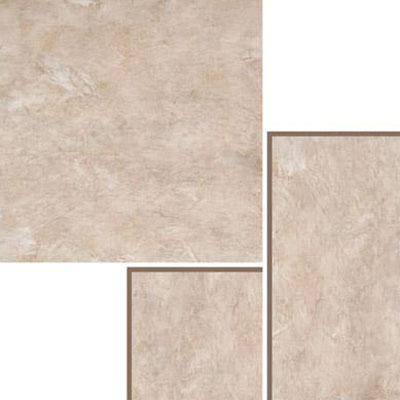 Nafco PermaStone Modular Parchment Baltic Vinyl Flooring