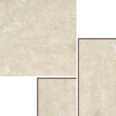 Nafco PermaStone Modular Parchment Glacier Vinyl Flooring
