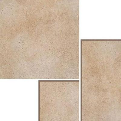 Nafco PermaStone Modular Porcelain Sand Piper Vinyl Flooring