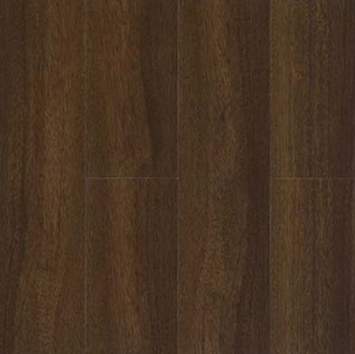 Nafco PermaStone Sapele 4 x 36 Plank Russet Roast Vinyl Flooring
