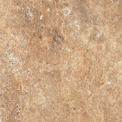 Nafco Tibur Stone 12 x 12 Groutless Mocha Noce Vinyl Flooring