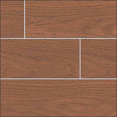 Nafco Vista Plank 6 x 36 Gunstock Vinyl Flooring