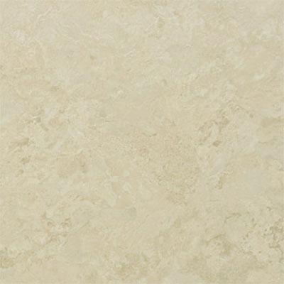 Novalis Bella Tiles 18 x 18 Bella Torino Cream Vinyl Flooring