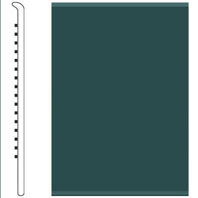 Roppe 2.5 Inch 0.080 Vinyl No Toe Base Pine Vinyl Flooring