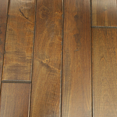 Anderson Sugar House Maple Syrup Hardwood Flooring