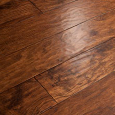 Anderson Urban Pioneer Iron Ore (Sample) Hardwood Flooring