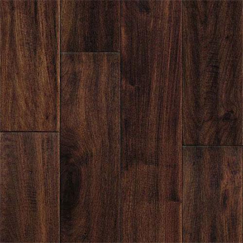 Ark Floors Artistic Distressed Engineered 4 3/4 Padauk Chestnut Hardwood Flooring