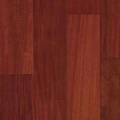 Ark Floors Artistic Distressed Engineered 4 3/4 Santos Mahogany Natural Hardwood Flooring