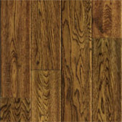Ark Floors Artistic Distressed Solid 4 3/4 Artistic Old Saddle Hardwood Flooring
