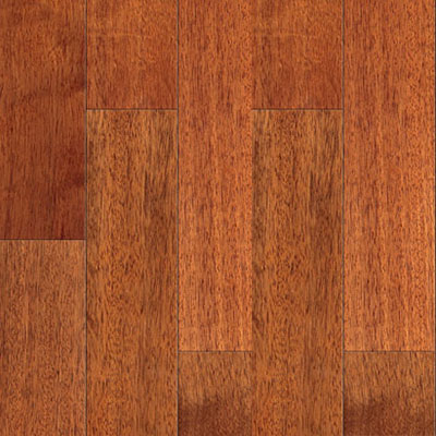 Ark Floors Elegant Exotic Solid 3 5/8 Rengas Cayenne Hardwood Flooring