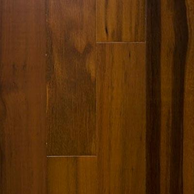 Ark Floors Elegant Exotic Solid 4 3/4 Brazilian Teak Cumaru Sepia Hardwood Flooring