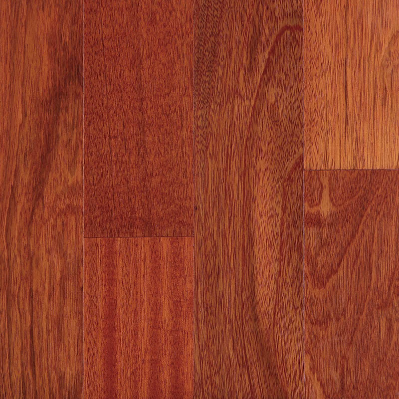Ark Floors Elegant Exotic Solid 4 3/4 Brazilian Cherry Stain Hardwood Flooring