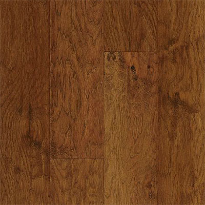 Armstrong American Scrape Engineered Hickory 5 Cajun Spice (Sample) Hardwood Flooring