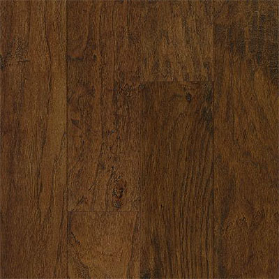 Armstrong American Scrape Engineered Hickory 5 Wilderness Brown (Sample) Hardwood Flooring