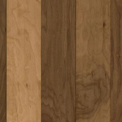 Armstrong American Scrape Engineered Walnut 5 3/4 Natural (Sample) Hardwood Flooring