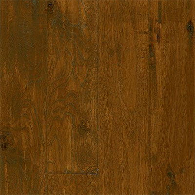Armstrong American Scrape Solid Hickory 5 Candy Apple (Sample) Hardwood Flooring