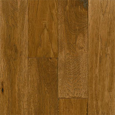 Armstrong American Scrape Solid Hickory 5 Clover Honey (Sample) Hardwood Flooring