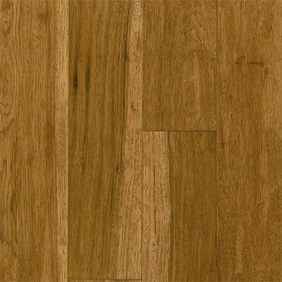 Armstrong American Scrape Solid Hickory 5 Gold Rush (Sample) Hardwood Flooring