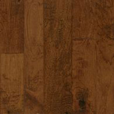 Armstrong Artesian Hand Tooled 4, 5, 6 Cinnabar Blush - Hickory (Sample) Hardwood Flooring