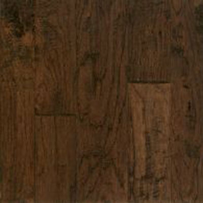 Armstrong Artesian Hand Tooled 4, 5, 6 Barrel Brown - Hickory (Sample) Hardwood Flooring