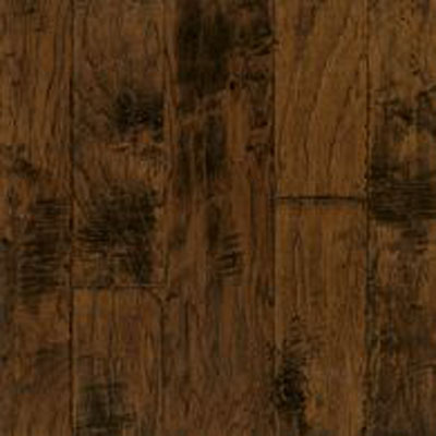 Armstrong Artesian Hand Tooled 4, 5, 6 Harvest - Hickory (Sample) Hardwood Flooring