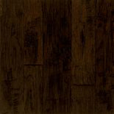 Armstrong Artesian Hand Tooled 4, 5, 6 Brunet - Hickory (Sample) Hardwood Flooring