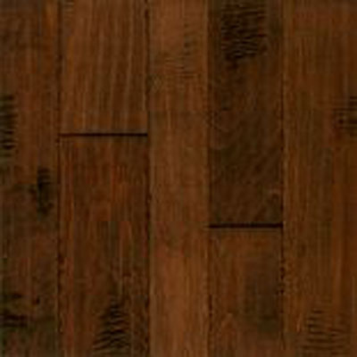 Armstrong Artesian Hand Tooled 4, 5, 6 Chutney Spice - Birch (Sample) Hardwood Flooring