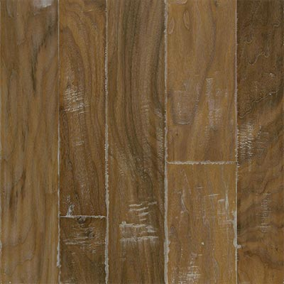 Armstrong Artesian Hand Tooled 4, 5, 6 Artesian Natural - Walnut (Sample) Hardwood Flooring