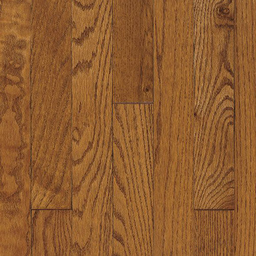 Armstrong Ascot Strip 2 1/4 Oak Chestnut (Sample) Hardwood Flooring