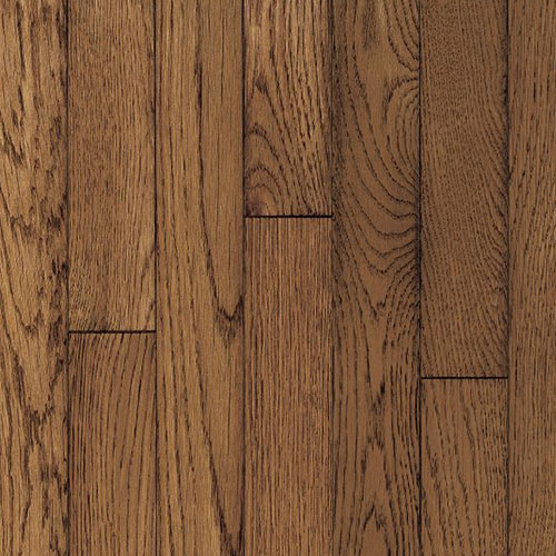 Armstrong Ascot Strip 2 1/4 Oak Sable (Sample) Hardwood Flooring