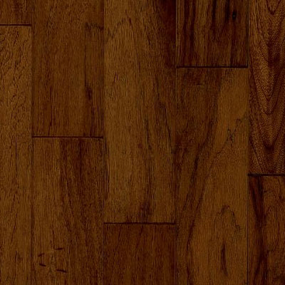 Armstrong Century Farm Hand-Sculpted 5 - Pillowed Chateau Brown (Sample) Hardwood Flooring