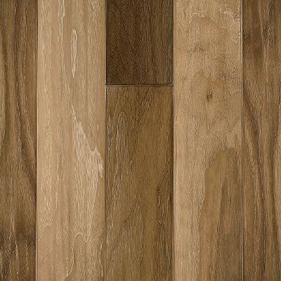 Armstrong Century Farm Hand-Sculpted 5 - Pillowed Summer White (Sample) Hardwood Flooring