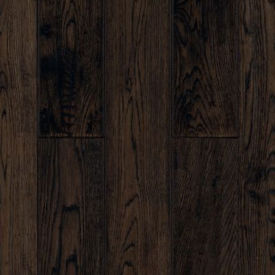 Armstrong Gatsby Hand-Sculpted 5 Tudor Brown (Sample) Hardwood Flooring