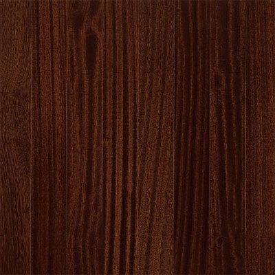 Armstrong Global Exotics Engineered 4 3/4 African Mahogany Burnished Sable (Sample) Hardwood Flooring