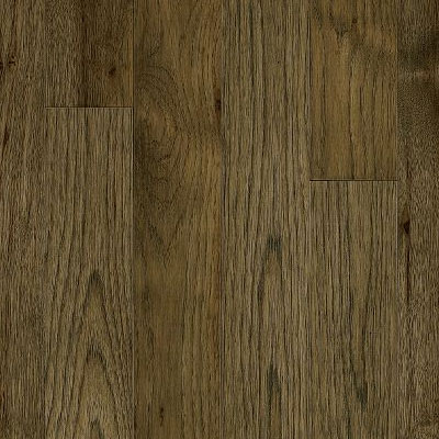 Armstrong Highgrove Manor Wide Width 5 Hickory Evening Shadow (Sample) Hardwood Flooring