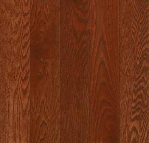 Armstrong Prime Harvest Engineered Oak 5 Berry Stained (Sample) Hardwood Flooring