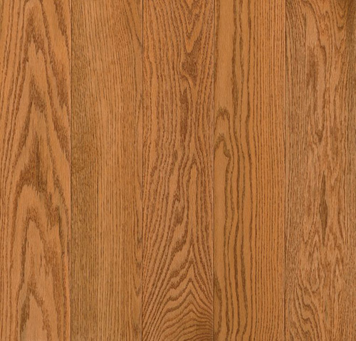 Armstrong Prime Harvest Solid Oak 5 Low Gloss Butterscotch (Sample) Hardwood Flooring