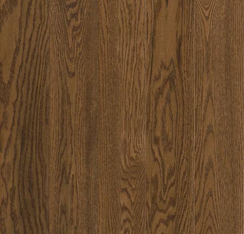 Armstrong Prime Harvest Solid Oak 5 Low Gloss Forest Brown (Sample) Hardwood Flooring