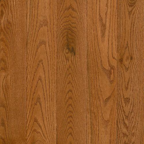 Armstrong Prime Harvest Solid Oak 5 Low Gloss Gunstock (Sample) Hardwood Flooring