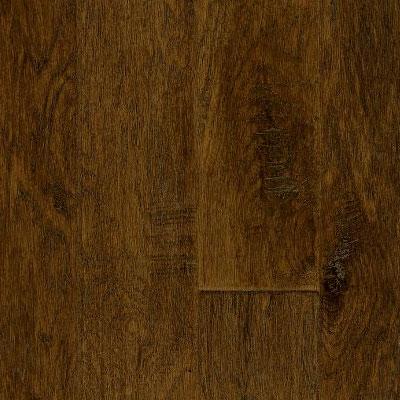 Armstrong Rural Living Hand Scraped 5 Hickory Deep Java (Sample) Hardwood Flooring