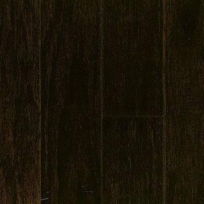 Armstrong Rural Living Hand Scraped 5 Hickory Extra Dark (Sample) Hardwood Flooring