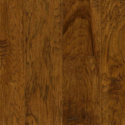 Armstrong Rural Living Hand Scraped 5 Hickory Fall Canyon (Sample) Hardwood Flooring