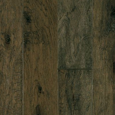 Armstrong Rural Living Hand Scraped 5 Hickory Misty Gray (Sample) Hardwood Flooring
