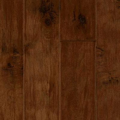 Armstrong Rural Living Hand Scraped 5 Maple Burnt Cinnamon (Sample) Hardwood Flooring