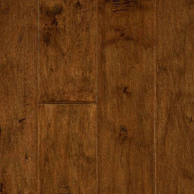 Armstrong Rural Living Hand Scraped 5 Maple Spice Chest (Sample) Hardwood Flooring