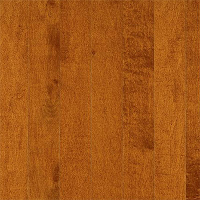Armstrong Westmoreland Strip 2 1/4 Country Cinnamon (Sample) Hardwood Flooring