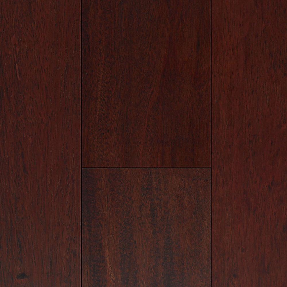 IndusParquet Engineered Handscraped 5 Brazilian Cherry woFrench Hardwood Flooring
