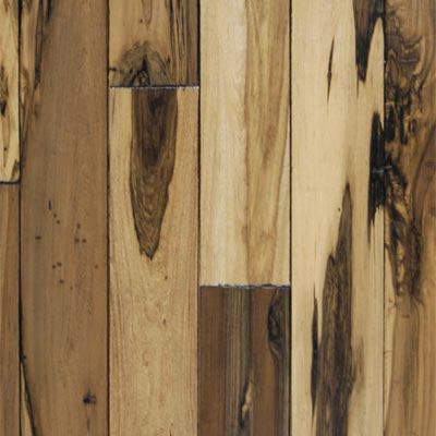 IndusParquet Engineered Handscraped 5 Brazilian Pecan Hardwood Flooring
