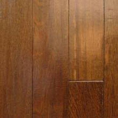 IndusParquet Solid Handscraped 5 1/2 Brazilian Angelim Hardwood Flooring